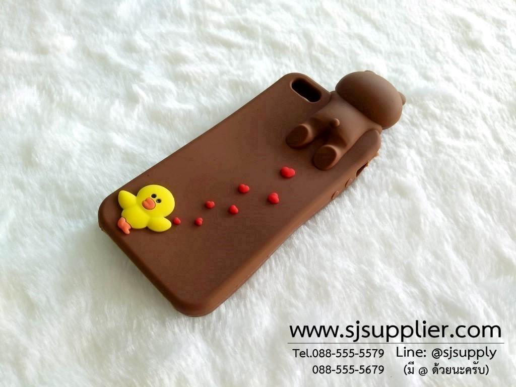 เคส iPhone 6/6s Plus หมีเกาะ