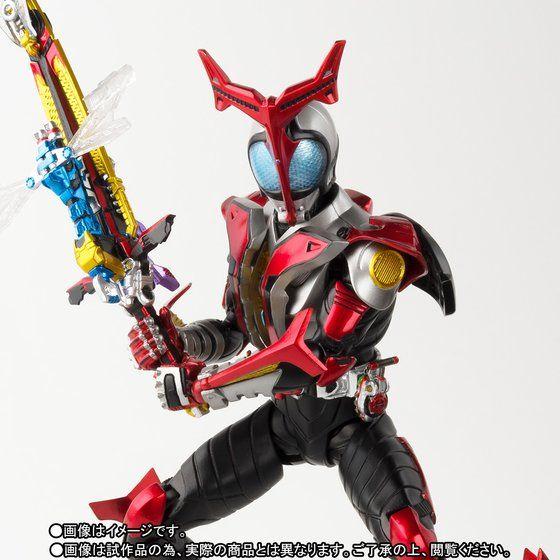 เปิดจอง S.H. Figuarts Kamen Rider Kabuto Hyper Form TamashiWeb Exclusive (มัดจำ 1000 บาท)