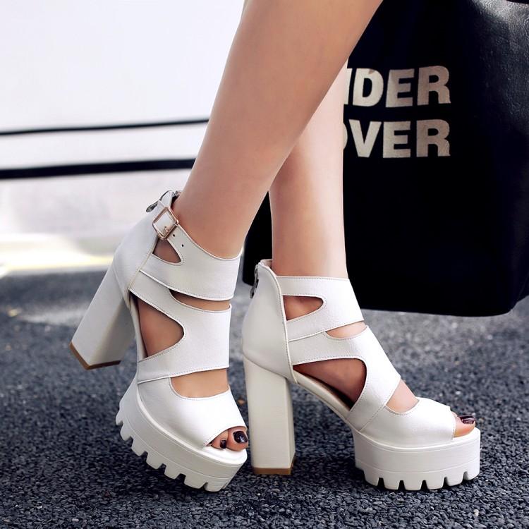 Preorder รองเท้าแฟชั่น สไตล์ เกาหลี 32-43 รหัส 55-7268