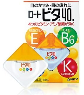 Rohto ยาหยอดตาสูตรธรรมดา ความเย็นระดับ 3 บำรุงสายตาที่อ่อนล้า ลดความระคายเคืองค่ะ