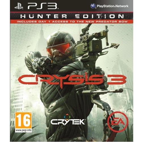 PS3: Crysis 3 - Hunter Edition (Z3) [ส่งฟรี EMS]