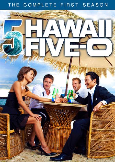 Hawaii Five-0 Season 1 / มือปราบฮาวาย ปี 1 / 6 แผ่น DVD (พากย์ไทย+บรรยายไทย)