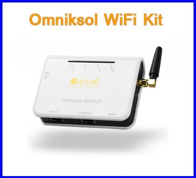 อุปกรณ์เชื่อมต่อไวไฟอินเวอร์เตอร์ Omniksol-WIFI-KIT สำหรับ Inverter Omniksol ผลิตด้วยเทคโนโลยีจากประเทศเยอรมนี(สินค้า Pre-Order)