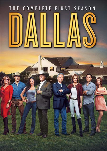 Dallas Season 1 / ทายาทเจ้าพ่อดัลลัส / 3 แผ่น DVD (บรรยายไทย)