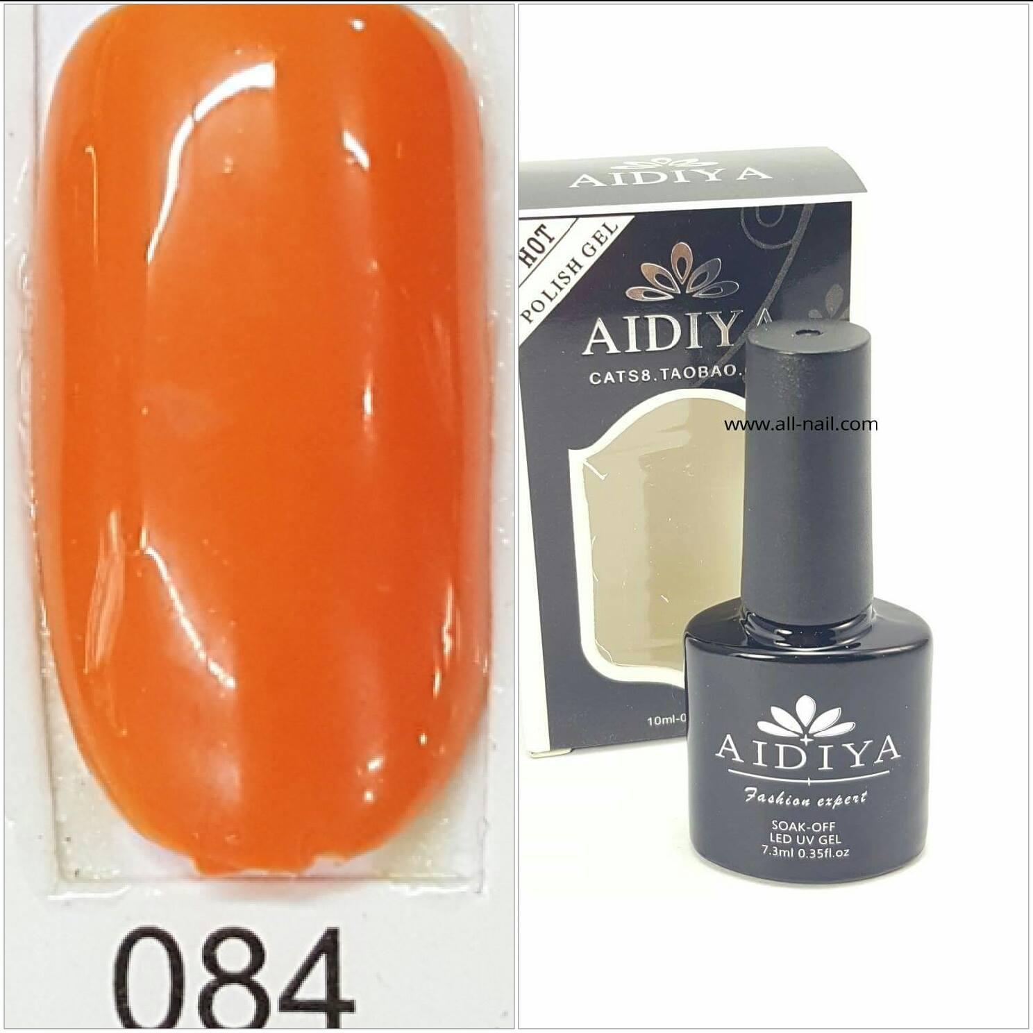 สีเจลทาเล็บ AIDIYA #084