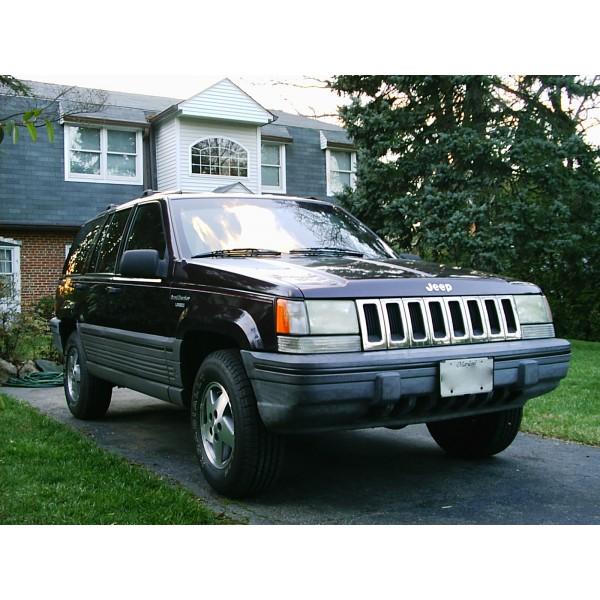 คู่มือซ่อมทั้งคันและ Wiring Diagram Jeep Grand Cherokee ZJ ปี 1993 (4.0L,5.2L) (EN)