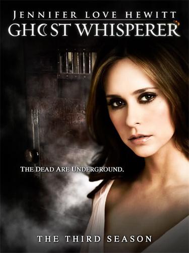 Ghost Whisperer Season 3 / เสียงกระซิบมิติลี้ลับ ปี 3 / 5 แผ่น DVD (บรรยายไทย)