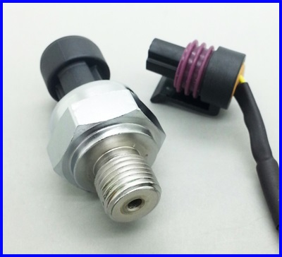 เซ็นเชอร์แรงดัน Pressure Sensor Transmitter DC 5V G1/4 0-1.2 MPa / 0-174 PSI For Water Gas Oil