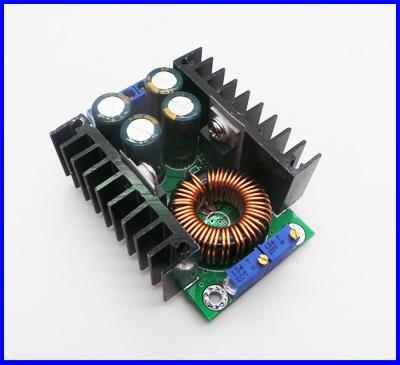 ดีซี คอนเวอร์เตอร์ ตัวแปลงไฟDCเป็นDC Buck Converter Step-down 7-32V to 0.8-28V Output Voltage Module (สำหรับอุปกรณ์ 9Aทุกชนิด