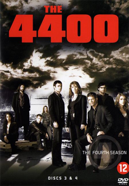 The 4400 Season 4 / ปริศนาของผู้กลับมา ปี 4 / 4 แผ่น DVD (บรรยายไทย)