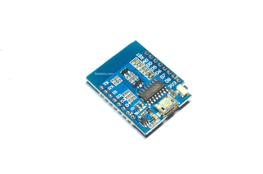WeMos mini NodeMCU WIFI ESP-8266