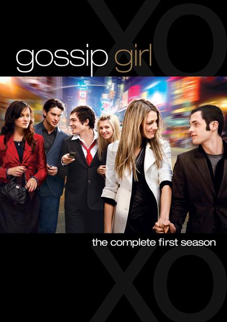 Gossip Girl Season 1 / กอสซิป เกิร์ล แสบใสไฮโซ ปี 1 / 5 แผ่น DVD (พากษ์ไทย+บรรยายไทย)