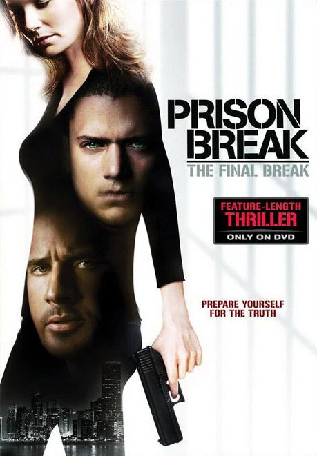 Prison Break: The Final Break / แผนลับแหกคุกนรก ภารกิจปิดฉากคุกนรก / 1 แผ่น DVD (พากษ์ไทย+บรรยายไทย)
