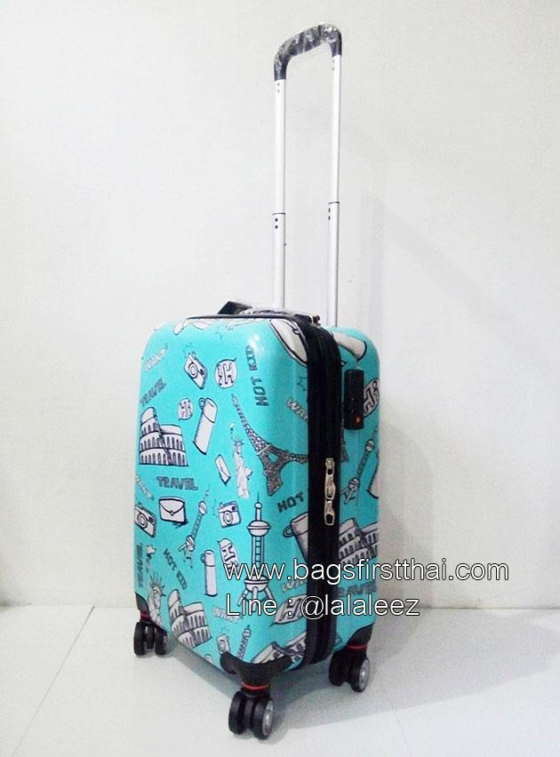 กระเป๋าเดินทาง 4 ล้อลาก