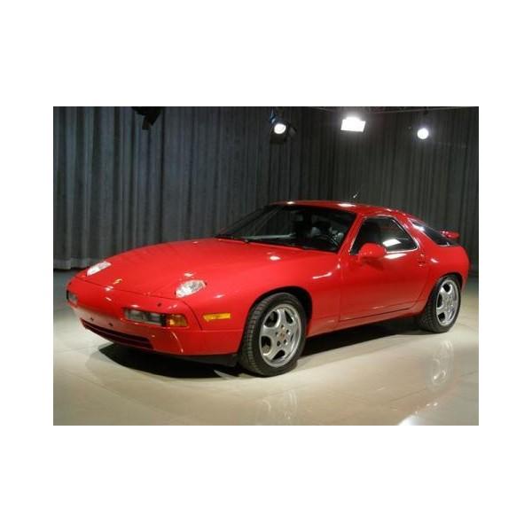 คู่มือซ่อมและ WIRING DIAGRAM PORSCHE 928 S4, GT, GTS 5.4L
