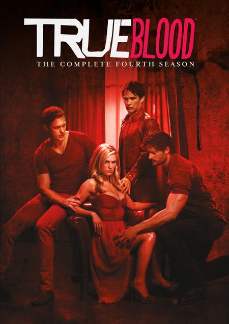 True Blood Season 4 / ทรูบลัด แวมไพร์พันธุ์ใหม่ ปี 4 / 5 แผ่น DVD (บรรยายไทย)