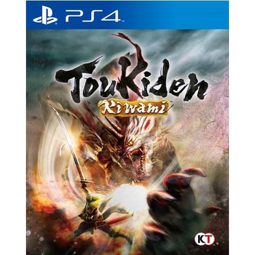 PS4: Toukiden - Kiwami (Z3) - ENG [ส่งฟรี EMS]