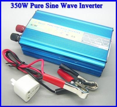 โซล่า อินเวอร์เตอร์ โซล่าเซลล์ อินเวอร์เตอร์ขนาด350Watt DMD Pure Sine Wave off grid Solar Inverter เครื่องแปลงไฟ 12VDC เป็นไฟฟ้าบ้าน 220VAC/50Hz