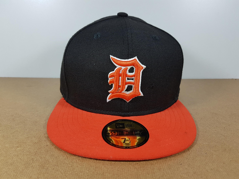 New Era MLB ทีม Detroit Tigers ไซส์ 7 1/2 ( 59.6cm )