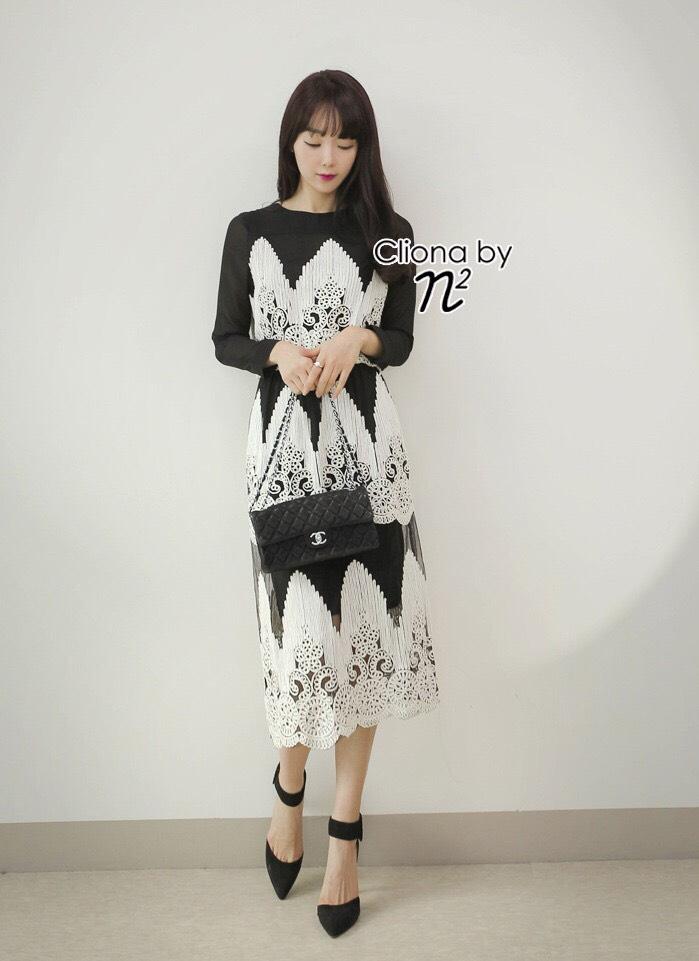Simplicity N Luxury Long Dress