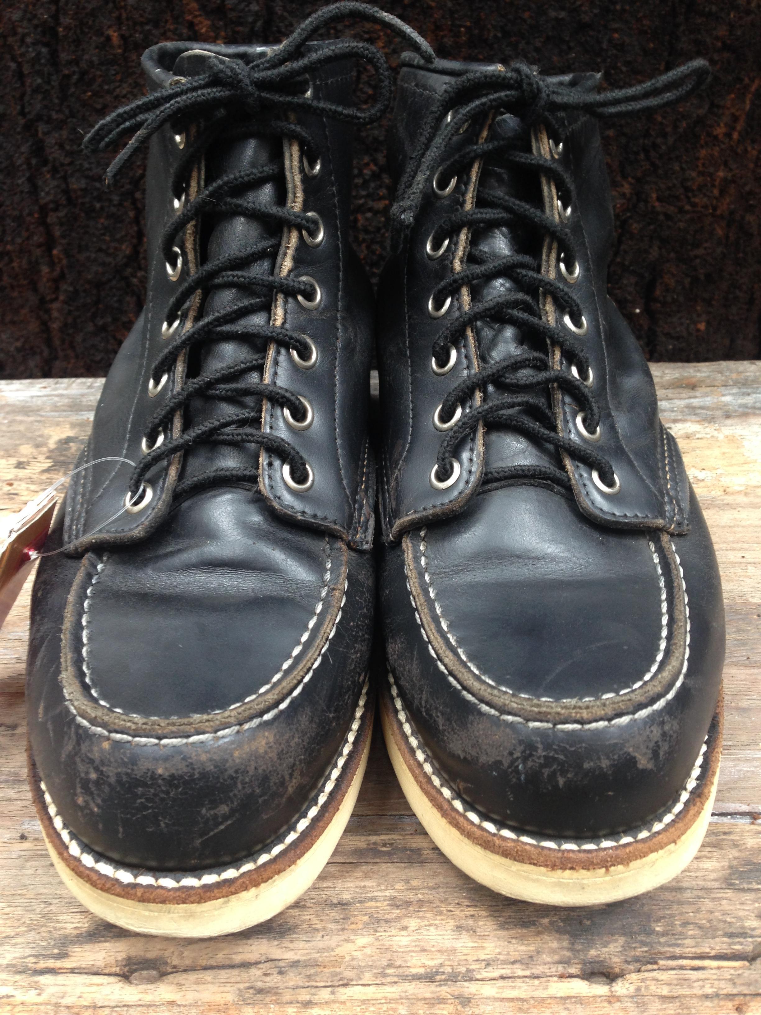 *1.รองเท้า RED WING 8179เบอร์ 6E ราคา 2800*