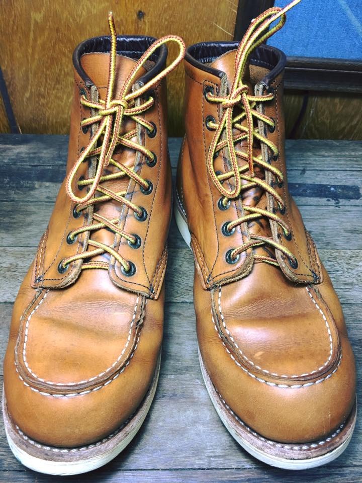RED WING 875 made in USA size 9E