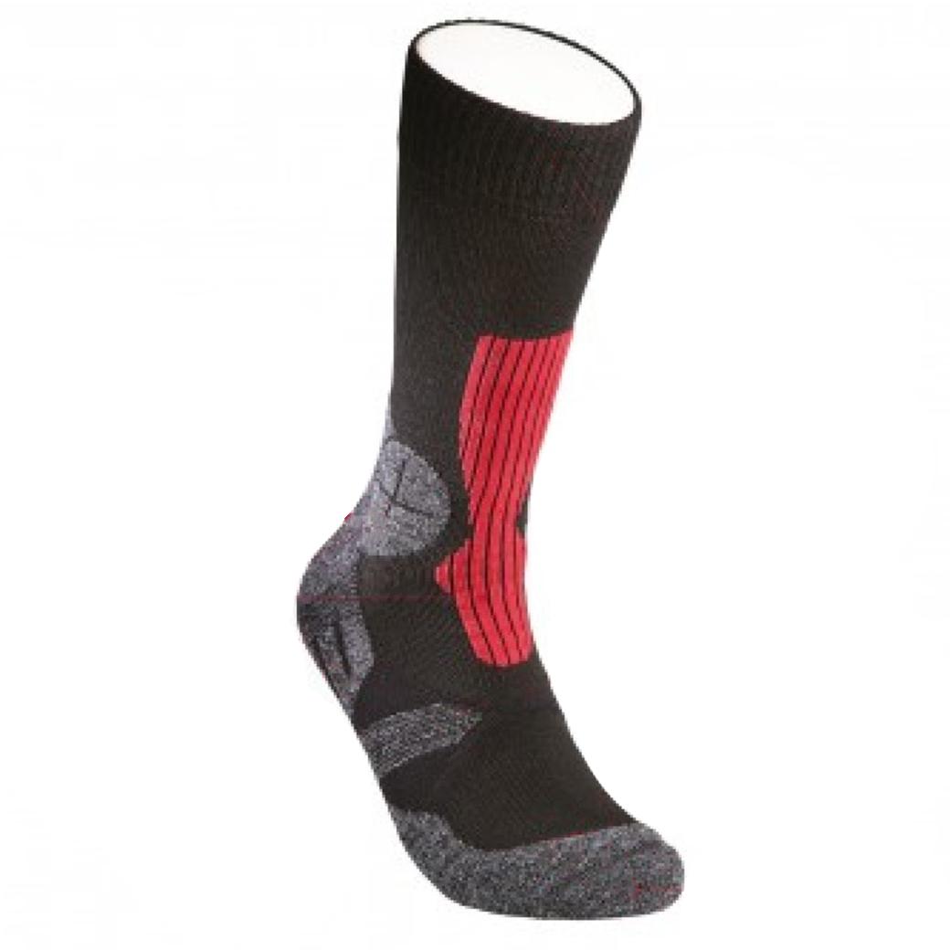 Size 10.5-12 UK - HANWAG - Trek Sock (Red)