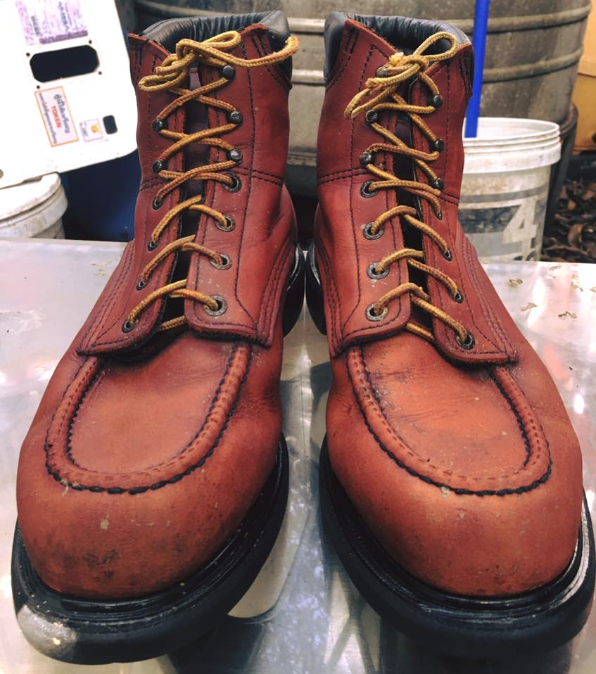 Vintage RED WING 202 ยุค90 size 11.5
