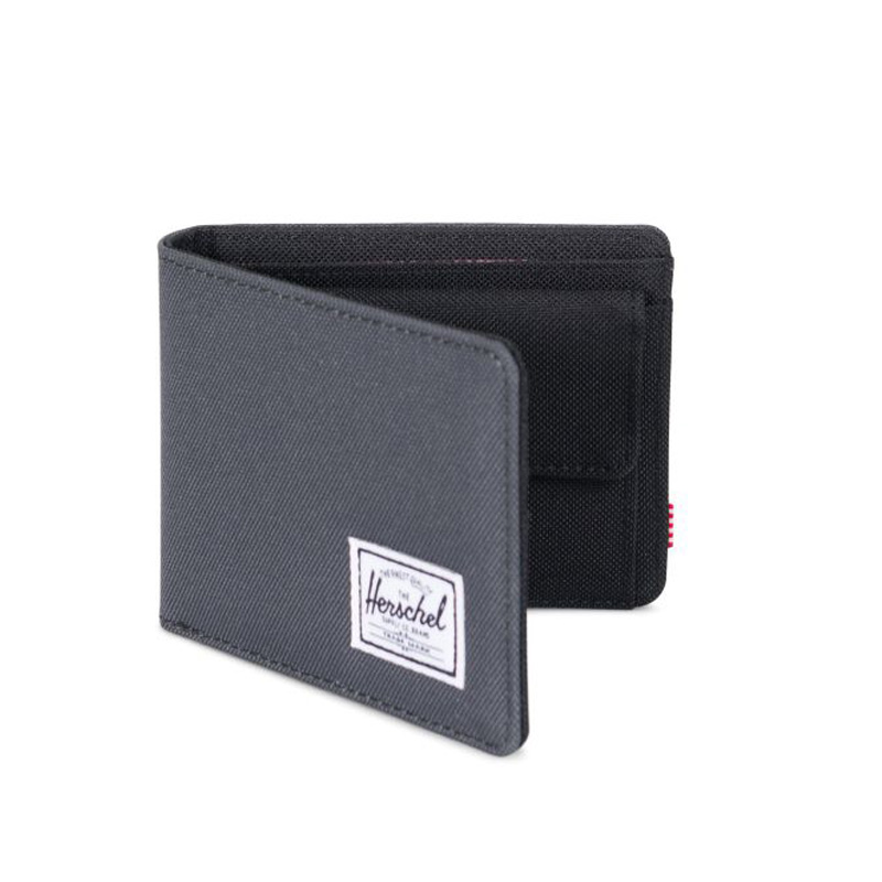 Herschel Roy Wallet | Coin - Dark Shadow / Black