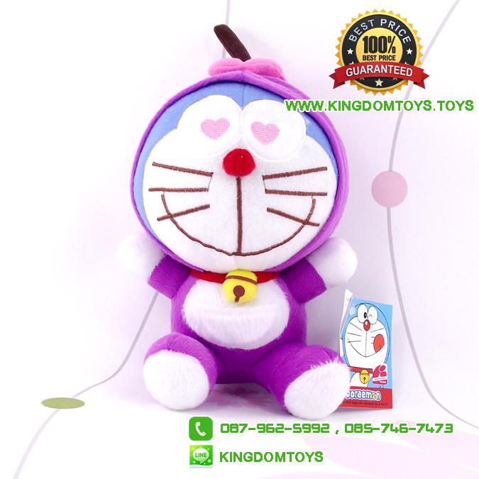ตุ๊กตา โดเรม่อน ชุดมังคุด 7 นิ้ว [Fujiko Pro]