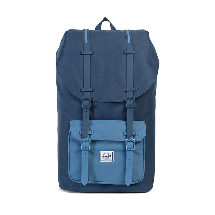 Herschel Little America - Navy / Captain's Blue / Navy Rubber