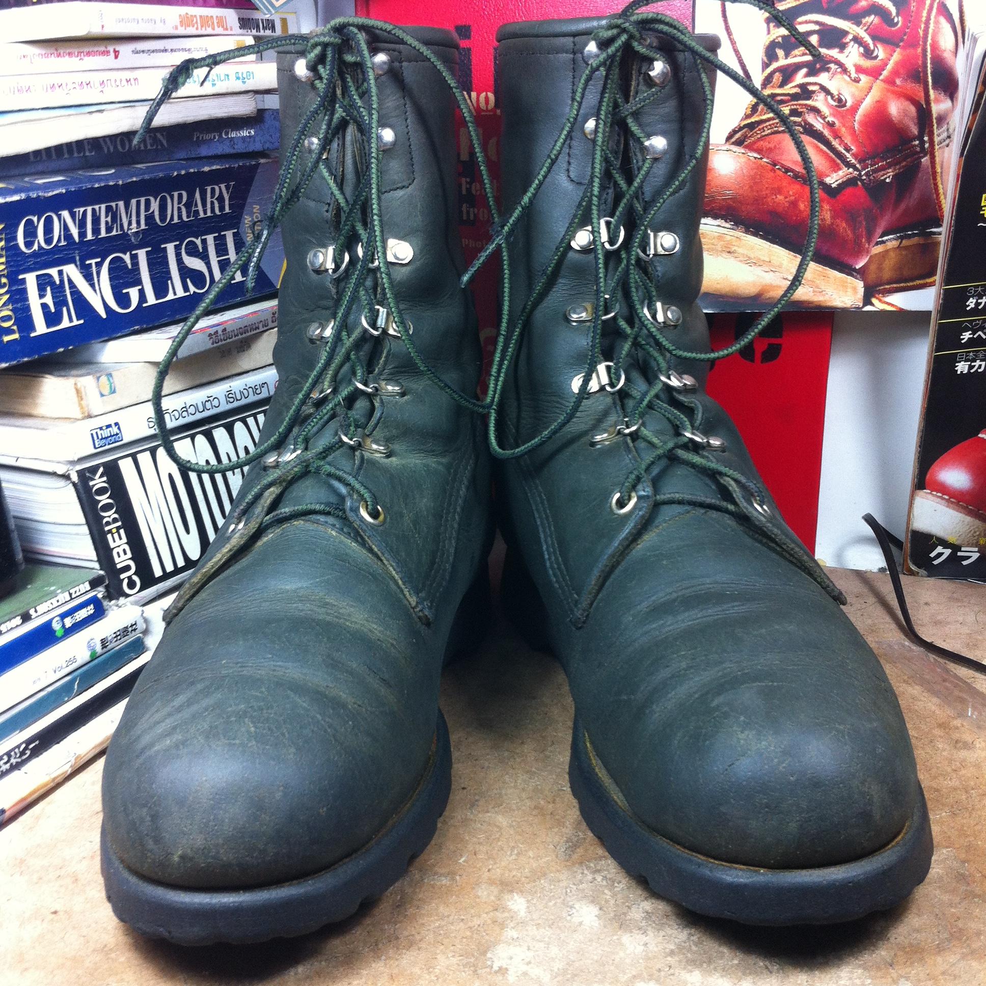 รองเท้า browning size 8.5