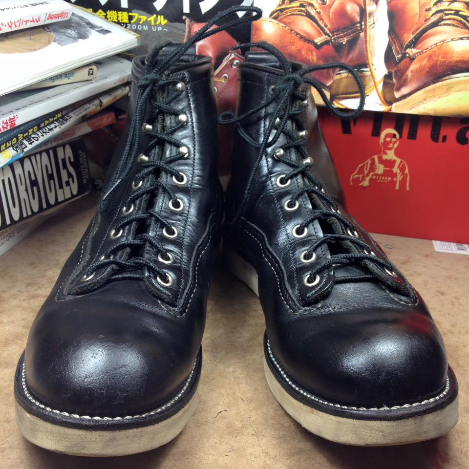 Red wing 2913 lineman size 10D
