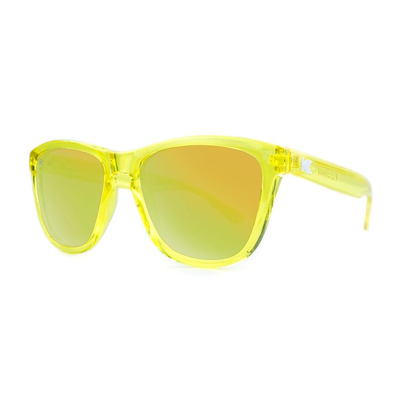 Knockaround Premiums Sunglasses - Yellow Monochrome