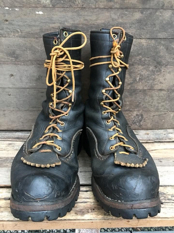 Vintage Wesco boot size 11D