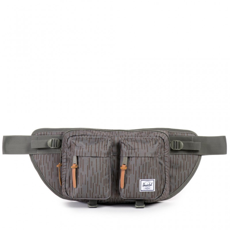 Herschel Eighteen Hip Pack - Rain Drop Camo