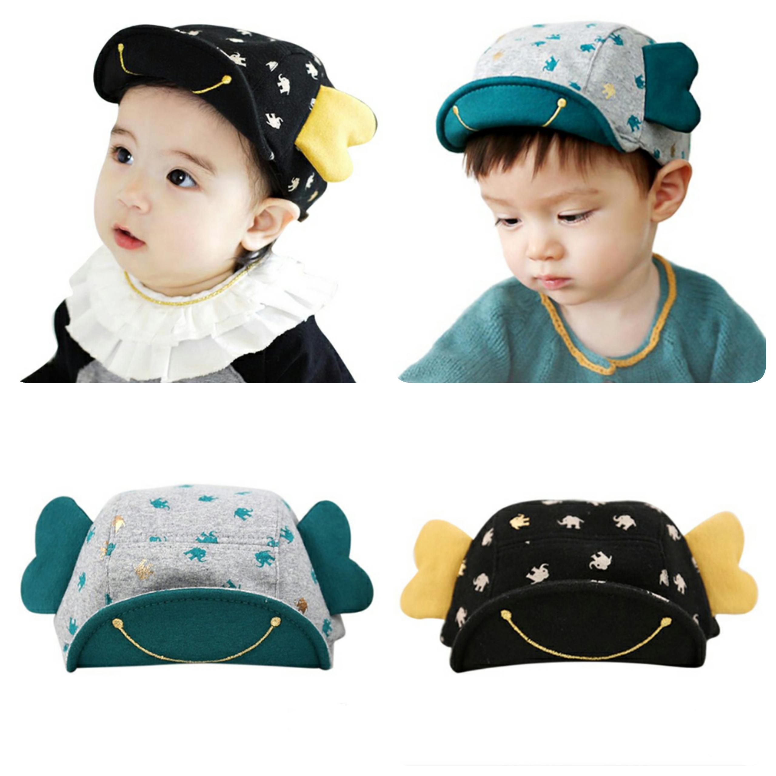 Baby Touch หมวกเด็ก แก๊ปหูช้าง (Hat - BB)