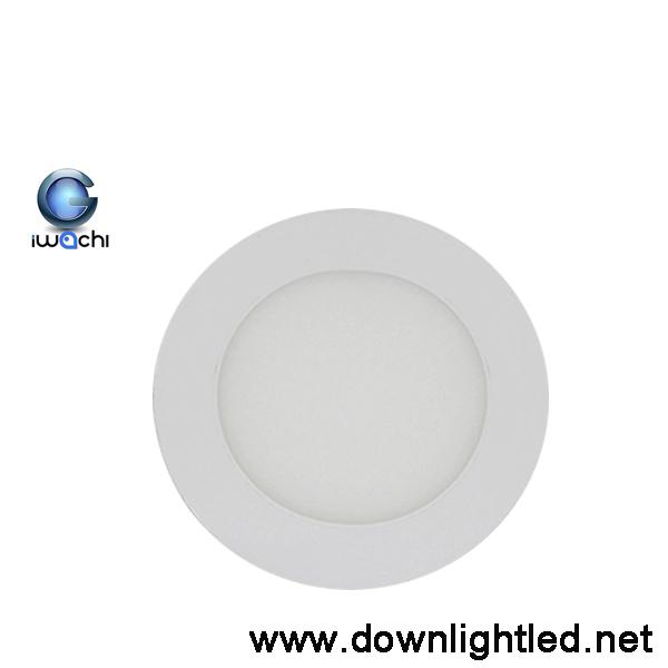 ดาวน์ไลท์ LED IWACHI 6w (3.5 นิ้ว) แสงส้ม