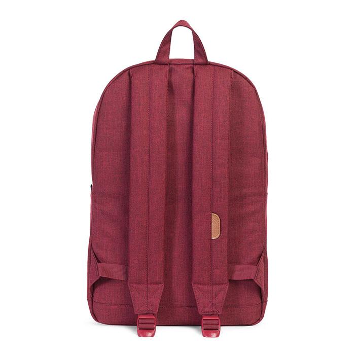 Herschel Pop Quiz Backpack - Winetasting Crosshatch