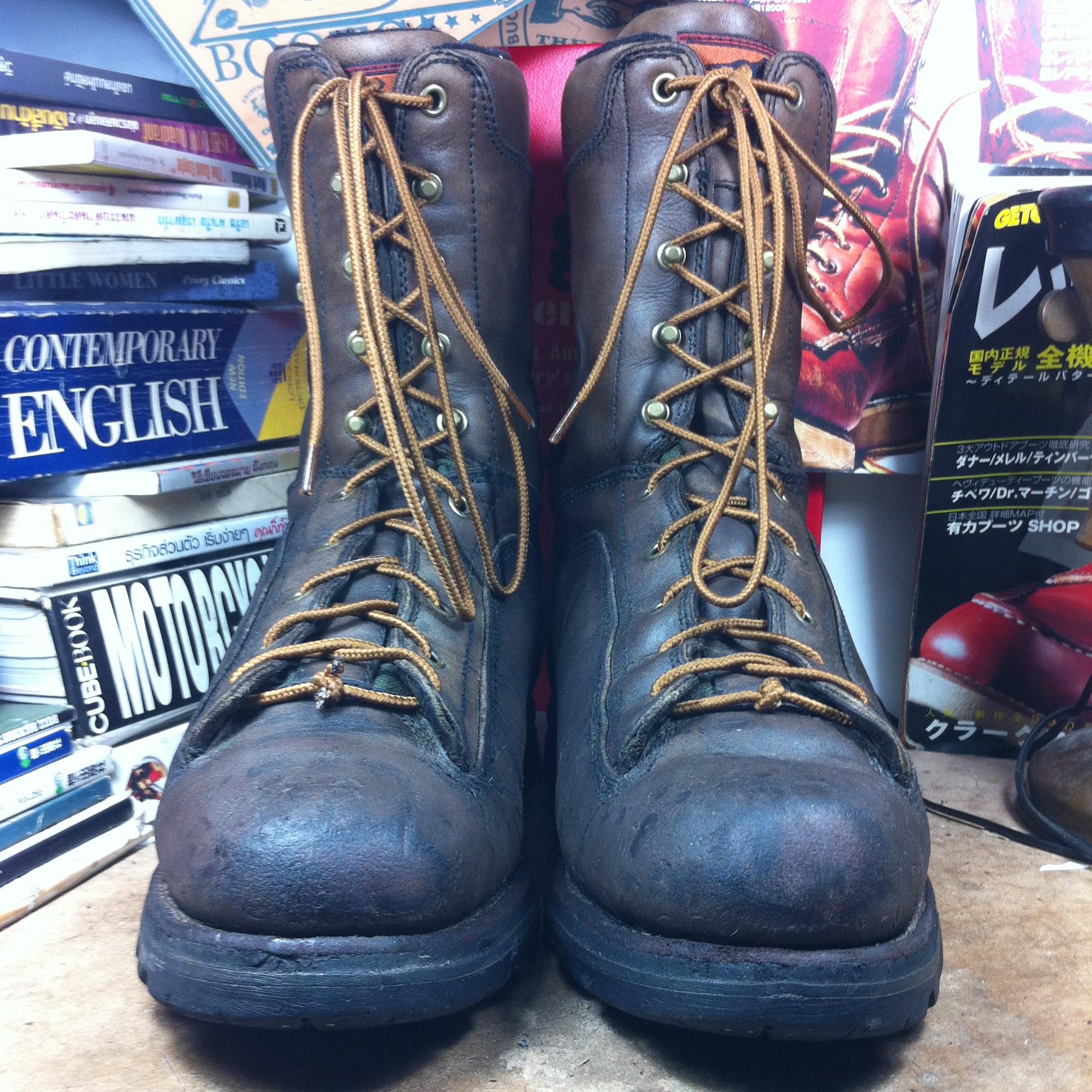 รองเท้าหนัง IRISH SETTER By Red Wing Shoe -size 10
