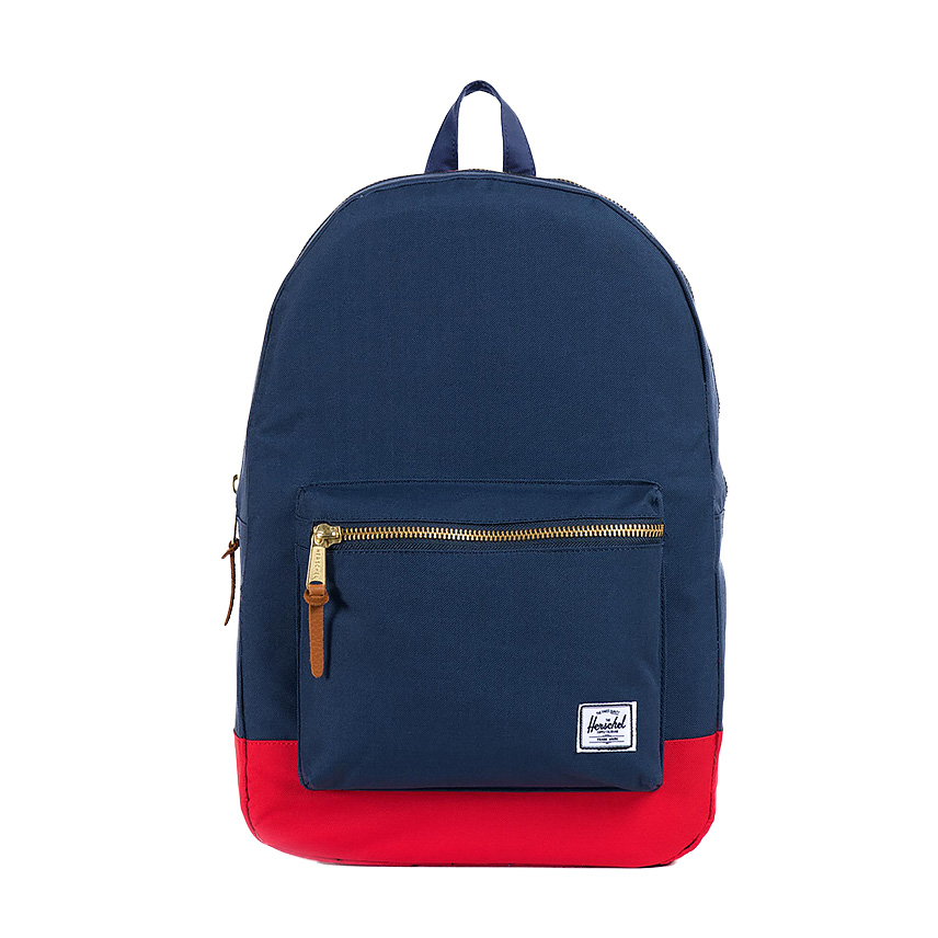Herschel Settlement - Navy / Red