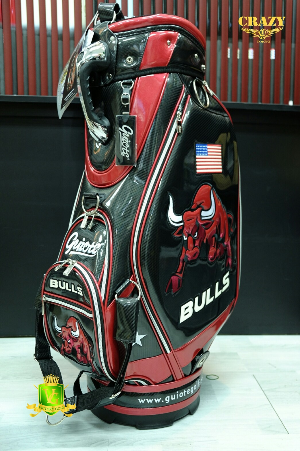 Golf bag Quiote Bull