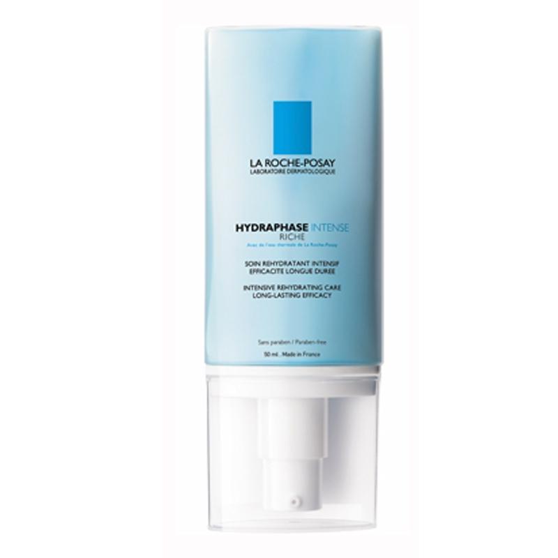 HYDRAPHASE INTENSE RICHE (Dry and Sensitive Skin) ครีมบำรุงเข้มข้นเพื่อมอบความชุ่มชื้นให้แก่ผิว สำหรับผิวแห้งและระคายเคืองง่าย ประสิทธิภาพที่ยาวนาน ช่วยเก็บกักน้ำในผิว