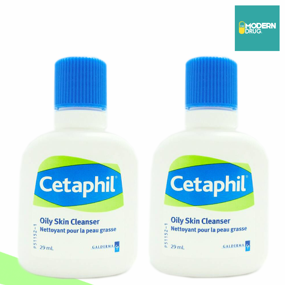 Ceatphil Oily Skin Cleanser 29 ml. สูตรสิว จำนวน 2 ขวด