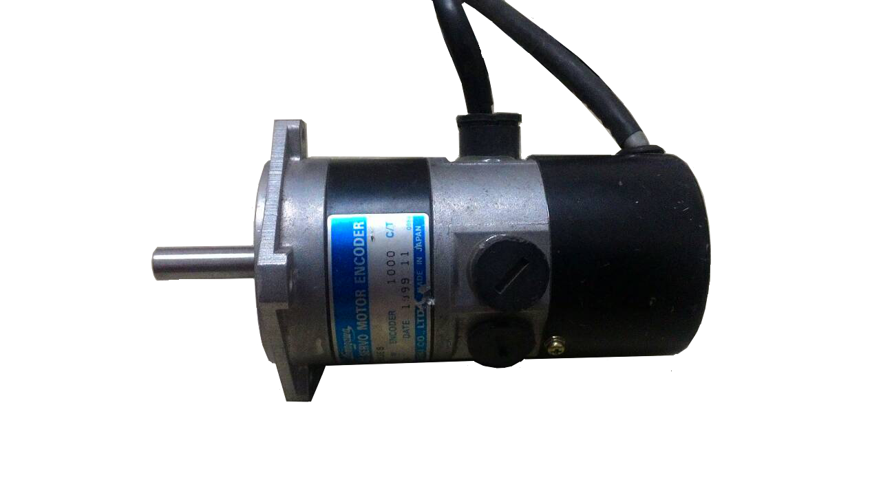 DC Servo Motor 24V 60W สินค้ามือ 2 สภาพดี