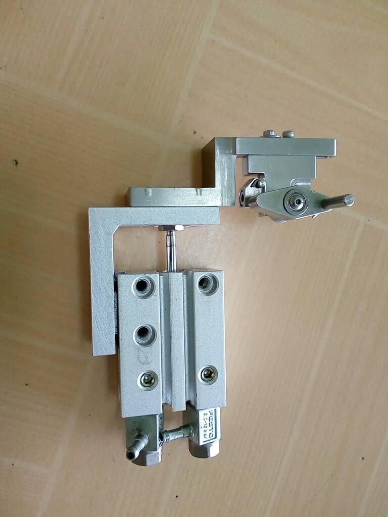 กระบอกลม SMC MXS6-10 สินค้ามือ 2