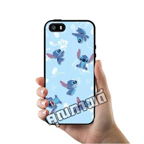 เคส ซัมซุง iPhone 5 5s SE สติช น่ารัก หลายตัว เคสน่ารักๆ เคสโทรศัพท์ เคสมือถือ #1205