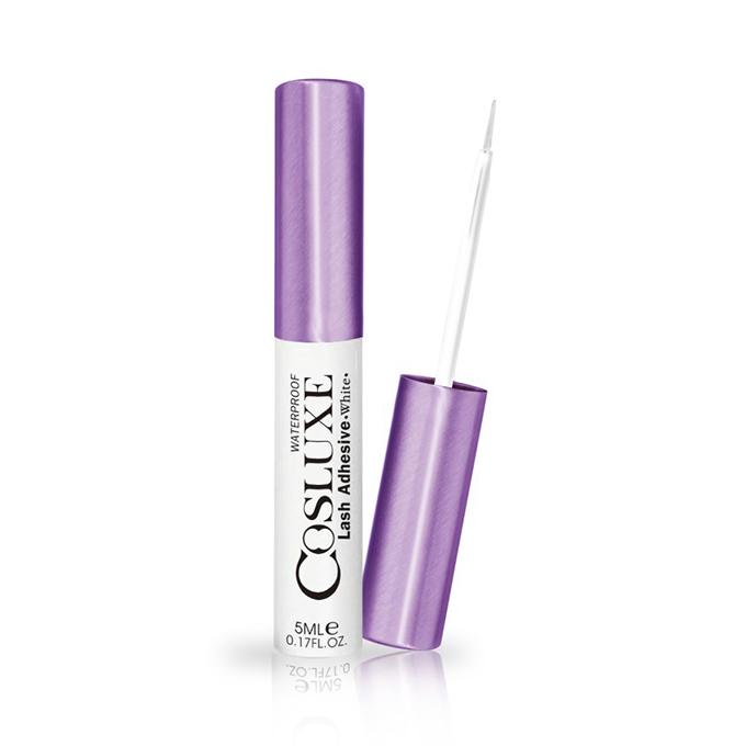 Cosluxe Lash Adhesive - White (Waterproof)
