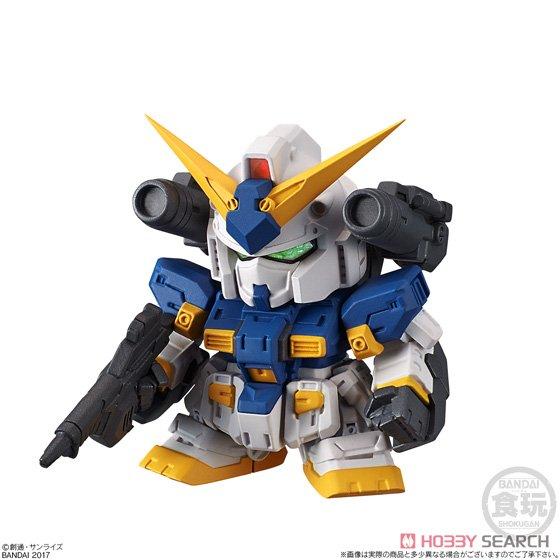 FW SD Gundam Neo 03 no18 Gundam No. 6