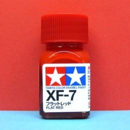 80307 Enamel (Flat) XF7 flat red